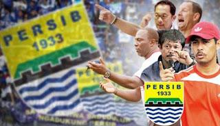 Pelatih Persib Bandung Datang Pekan Depan