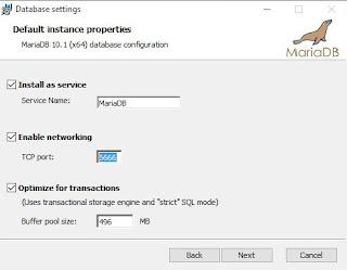 Installing MariaDB on Windows Session 6