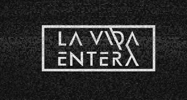 Letra de La vida entera - Camila