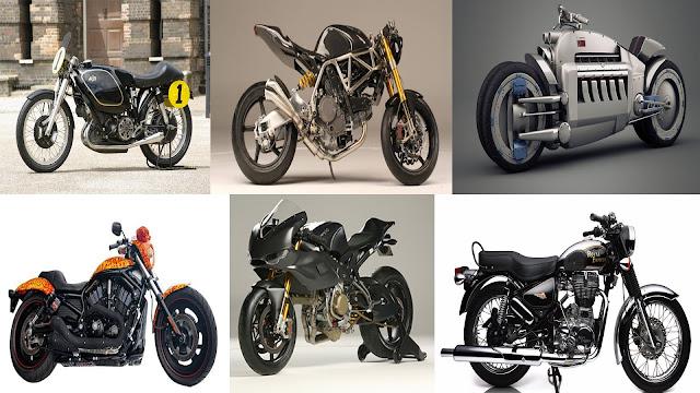 6 Motor Termahal di Dunia