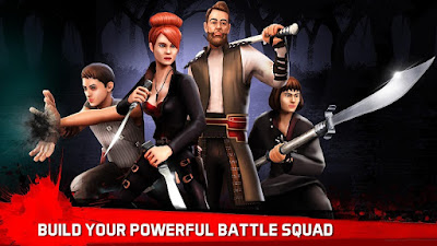 Into the Badlands Blade Battle MOD Free Shoppin Unlimited Money v1.0.7 Apk Android Update Terbaru