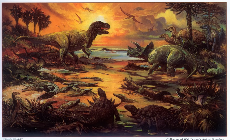 What Happens When A Non Accredited Paleontology Fan Blogs Movie Review Dinosaur 2000