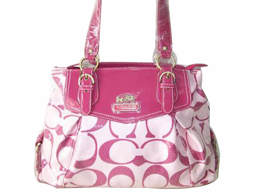Lifting Hearts: ALMOST WORDLESS WEDNESDAY - Pink Purse Love