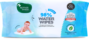 Mother Sparsh Baby wipes