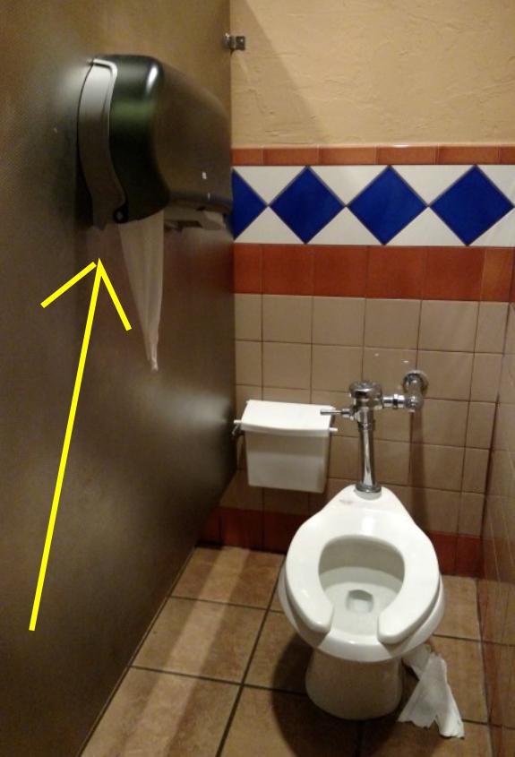 Unremarkable Files 8 Ways Public Restrooms Suck When You