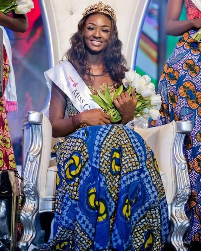 Margaret Dery of Upper West wins Miss Ghana 2017
