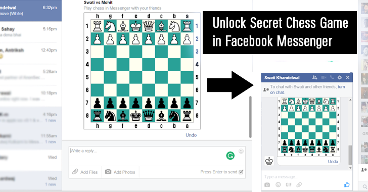 facebook-chess-game