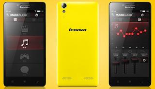 Spesifikasi lengkap Lenovo Note K3