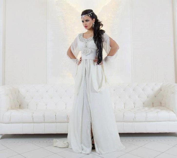 Caftan Maroc Mode Meilleurs Modeles De Robe Marocaine Pour