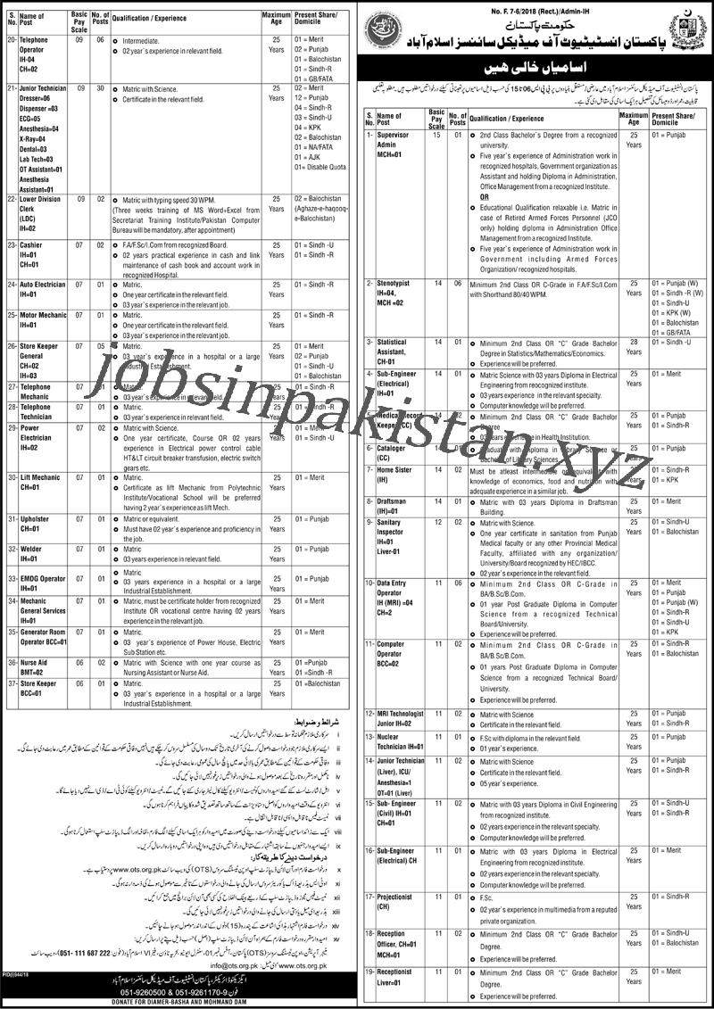 https://www.jobsinpakistan.xyz/2018/08/pims-jobs-2018.html