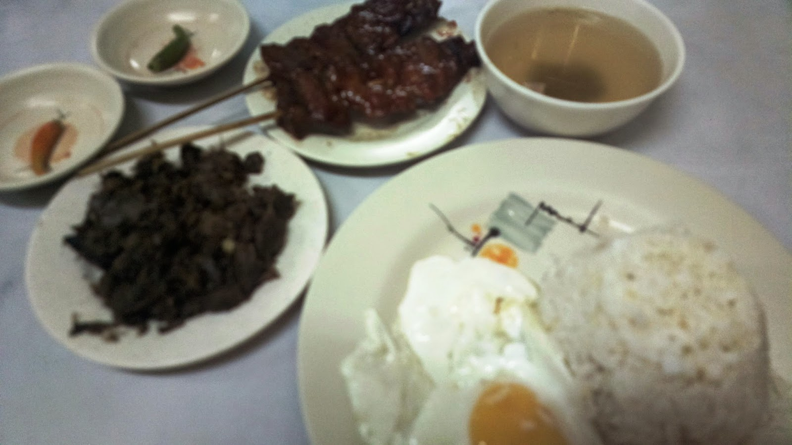 Maty's Tapsilog and Barbecue Parañaque City