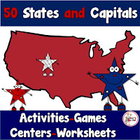 50 States and Capital