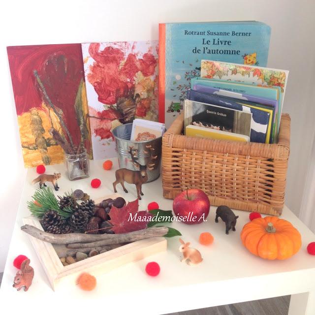 || Table des saisons : L'automne
