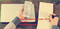 Karnataka Diploma Results
