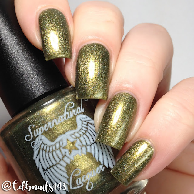 Supernatural Lacquer-Saving People, Hunting Things