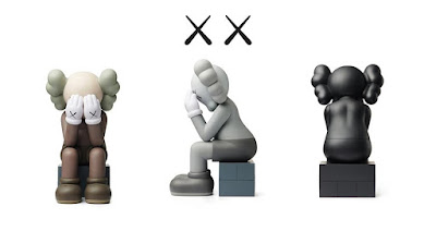 Passing Through Vinyl Figure by KAWS