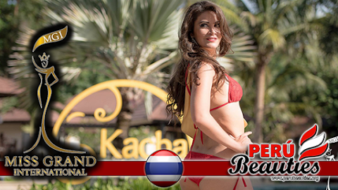 MGI 2015 Swimsuit Competition at Trat - PERU