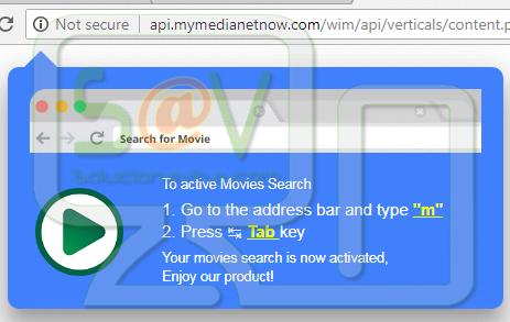 Movies Search (Hijacker)