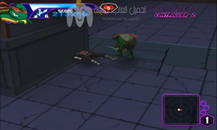 تحميل لعبة سلاحف النينجا Ninja Turtles