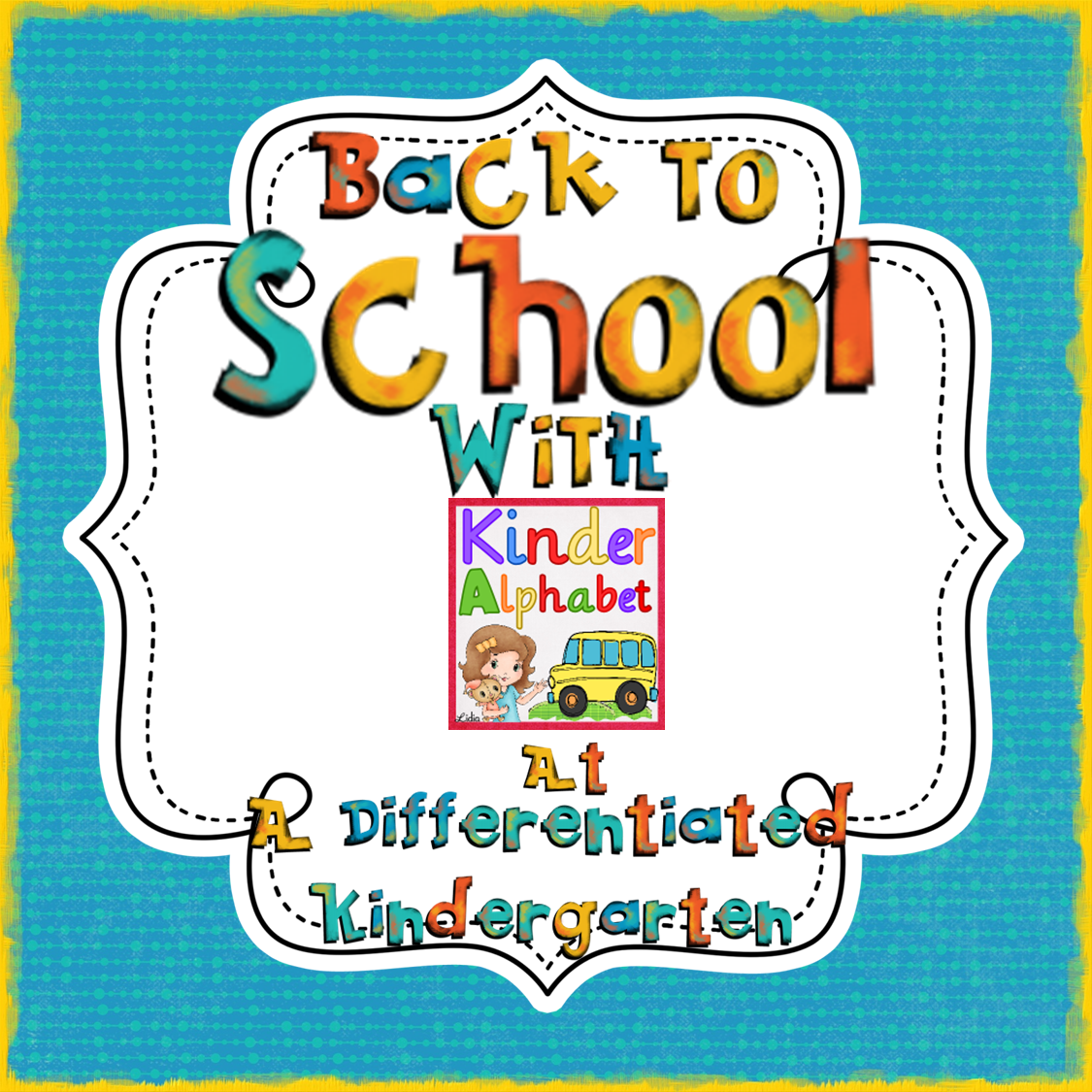 Poster Kinder Back To School With Guess Who Lidia From Kinder Alphabet