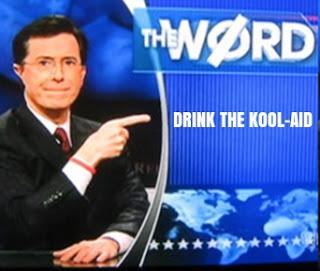 """""""Tonight's Word: Drink The Kool-Aid"""" - Heisenberg 6/9/17 1497045936462"""