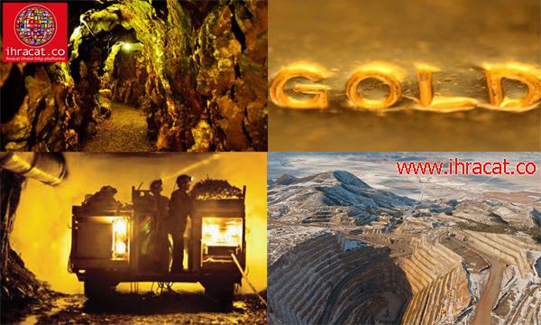 gold mines, altın madenleri