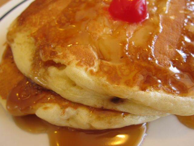 Review IHOP Paradise Pancakes Brand Eating