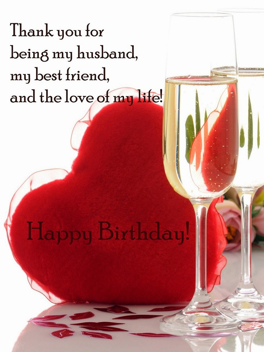 Romantic Birthday Quotes For Husband