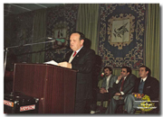 José Mº. Gómez Sánchez, Pregonero 1985