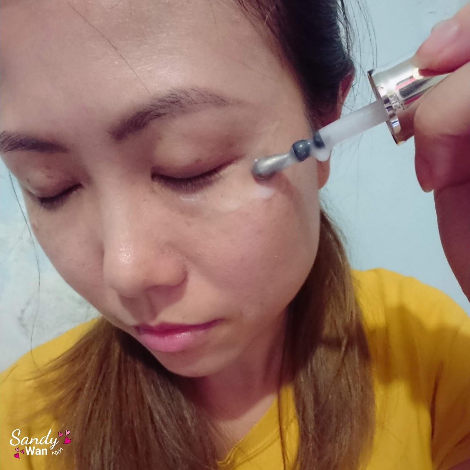 Beautylife HK - 對抗歲月痕跡,找回Bling Bling眼!【LANCOME Advanced