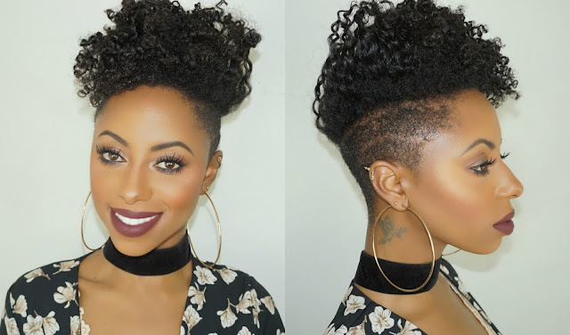Click here to buy DESIGN ESSENTIALS NATURAL DEFINING CREME GEL to master the  flat twist out on transitioning hair!