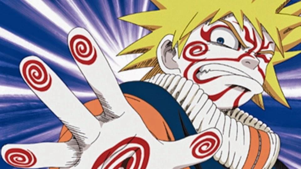 Foto de Naruto para el registro ninja