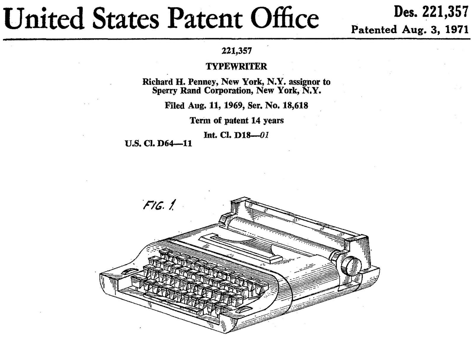 oz.Typewriter: Monpti Portable Typewriter