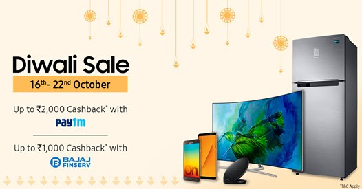 Diwali Offer Sale 2018