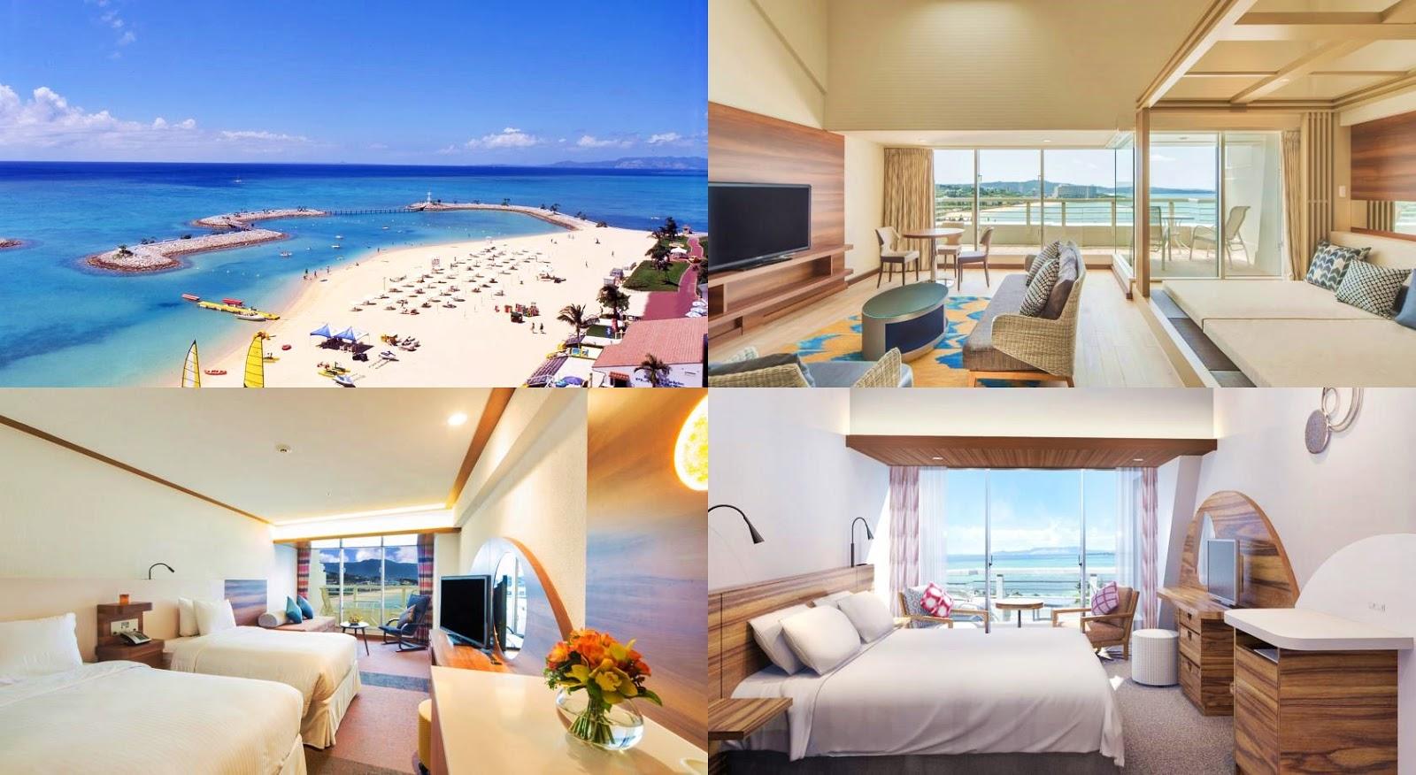 沖繩-住宿-推薦-飯店-旅館-民宿-公寓-沖繩喜來登度假酒店-Sheraton-Okinawa-Sunmarina-Resort-Okinawa-hotel-recommendation