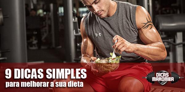 dieta - como perder mais peso