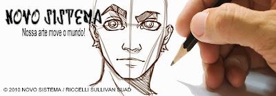Quadrinhos, cartuns, ilustrações, scans e afins.