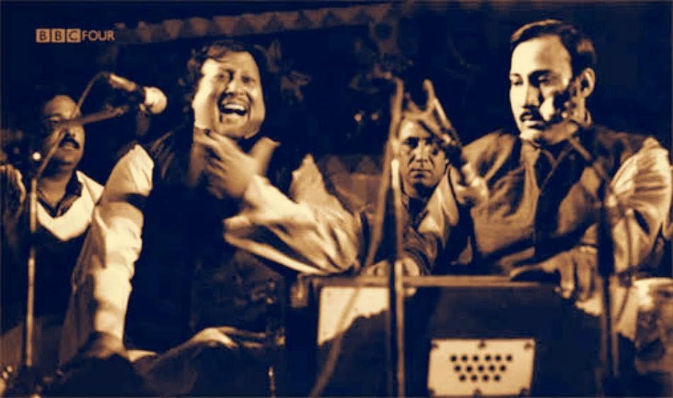 Ni Sayio Wassa Naina De Remix by Nusrat Fateh Ali Khan