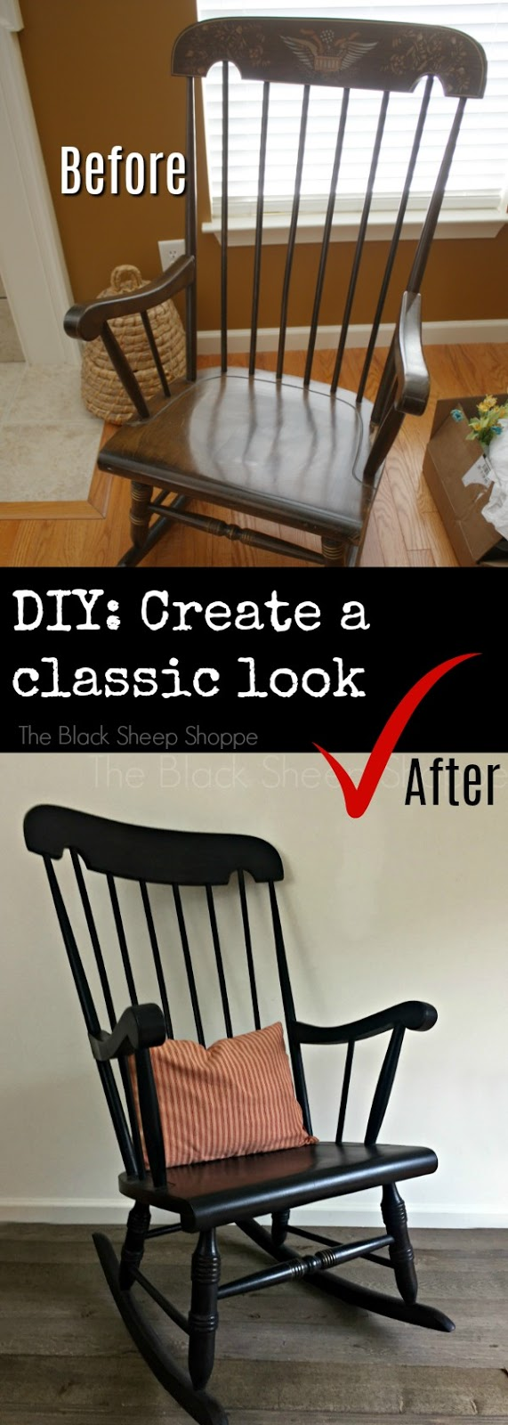 DIY create a classic look with Chalk Paint