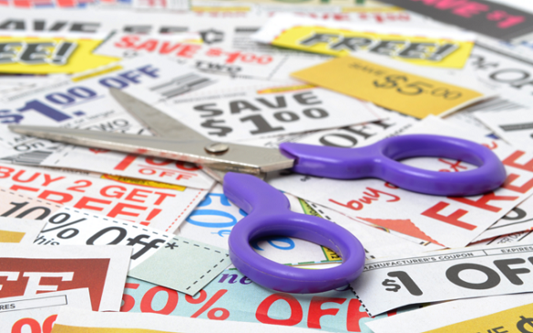 Online Couponing