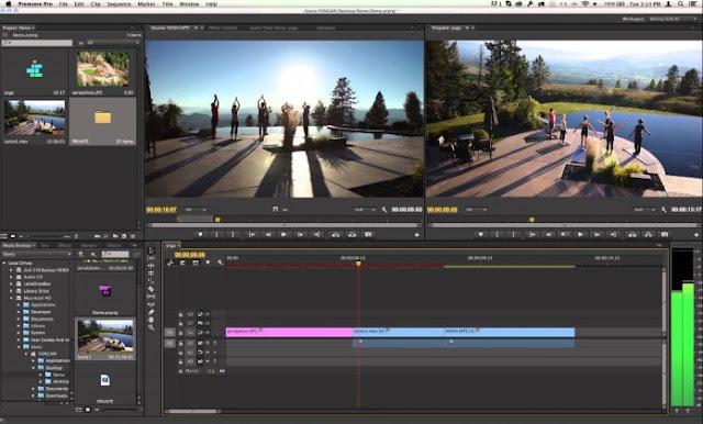 طريقة تسبيت برنامج Adobe Premiere Pro CC 2017
