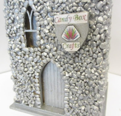 Candy Box Crafts - Castle Keep Money Boxes