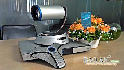 Thiết bị hội nghị truyền hình AVer SVC500 mới ra mắt năm 2017