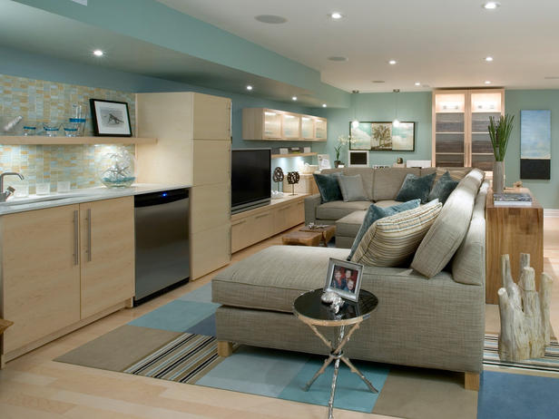 Modern Furniture Basements Decorating Ideas 2012 by