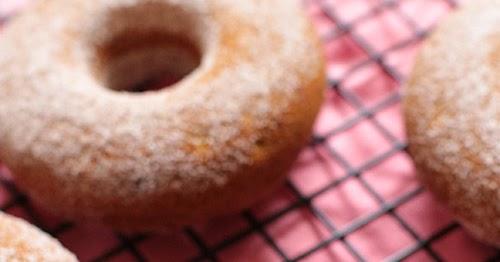 Gluten-Free Pumpkin Donuts!