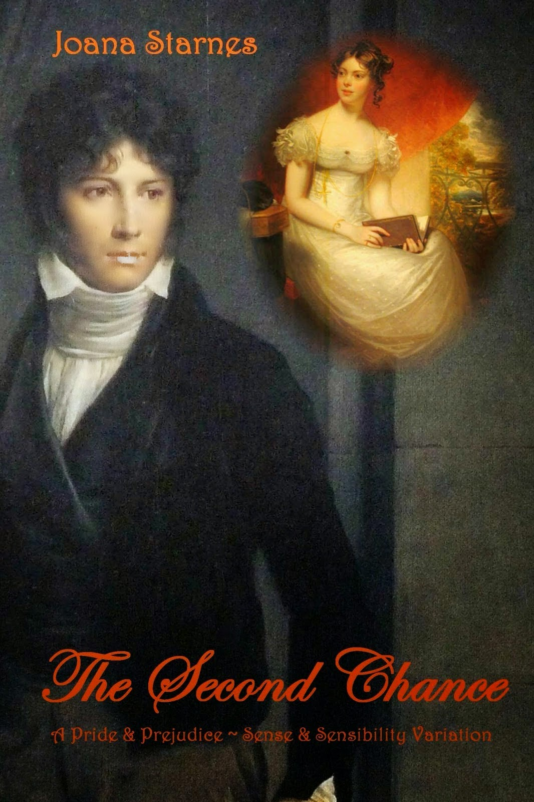 Book Cover - The Second Chance by Joana Starnes