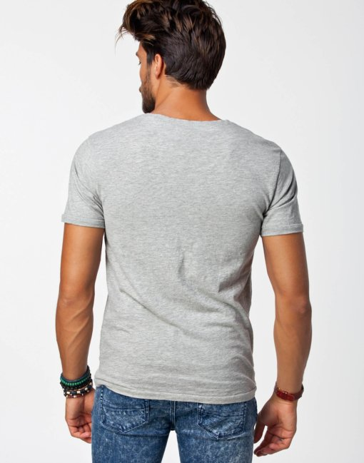 Wicked SS O-Neck Selected Homme