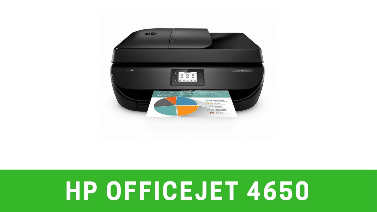 HP Officejet 4650 Driver & Downloads