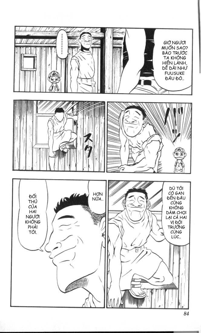 NINKU vol 12 trang 18