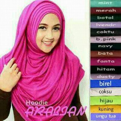 model jilbab pashmina langsung pakai
